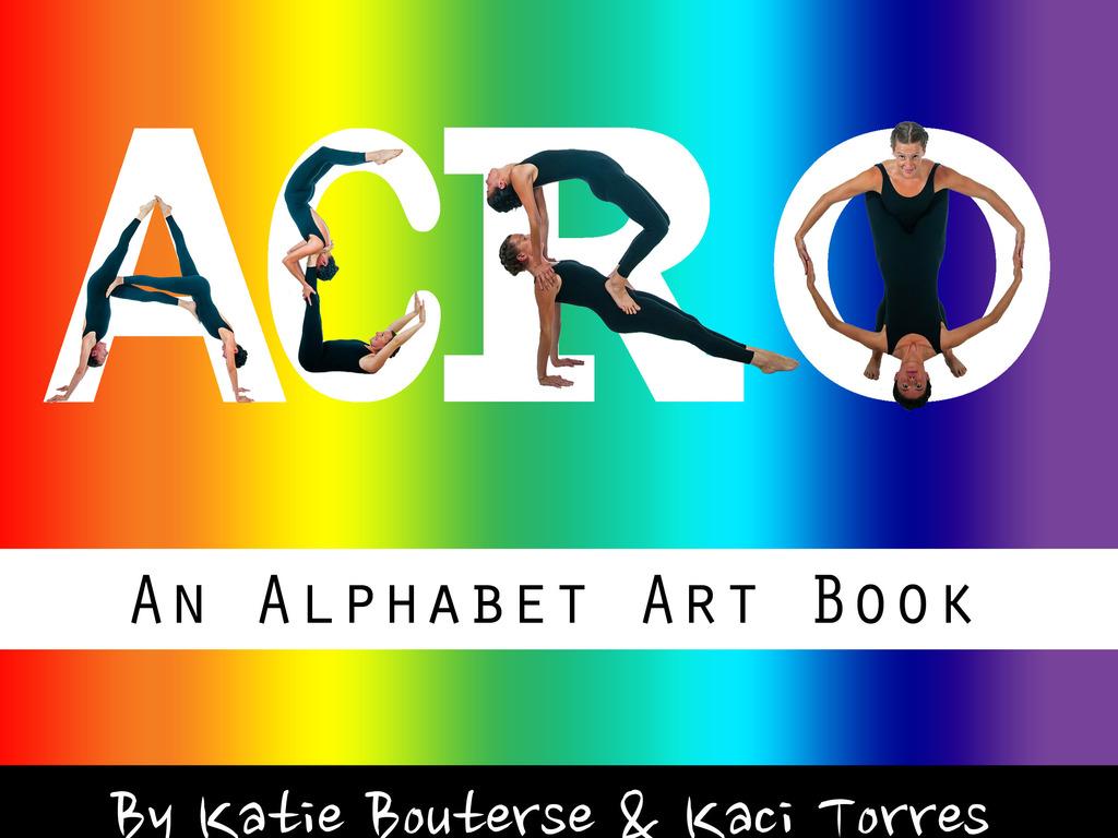 ACRO An Alphabet Art Book's video poster