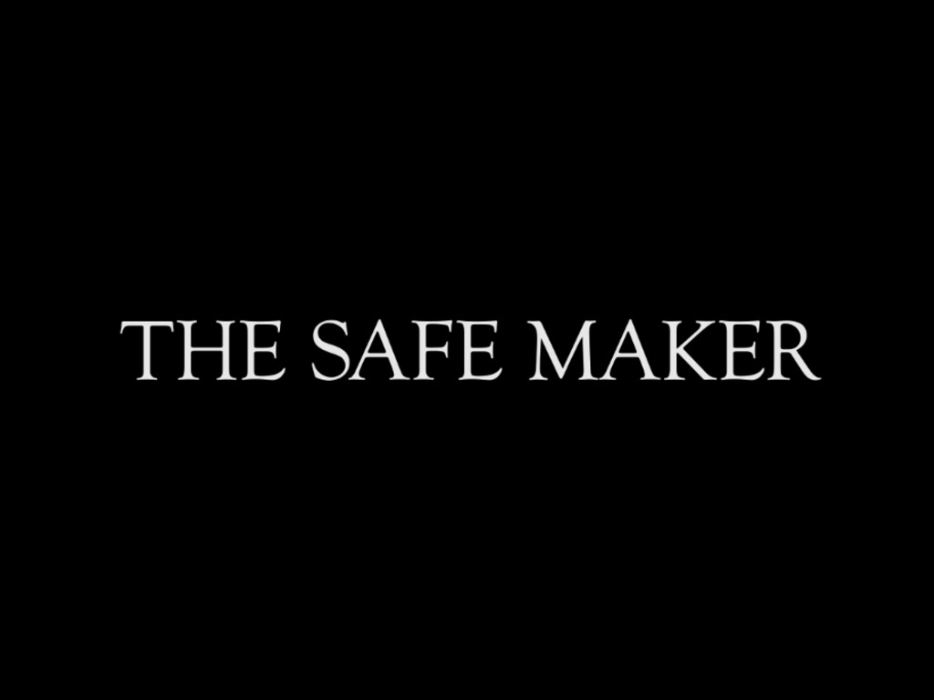 The Safe Maker's video poster