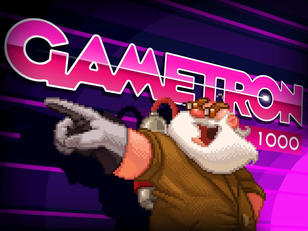 GameTron 1000's video poster