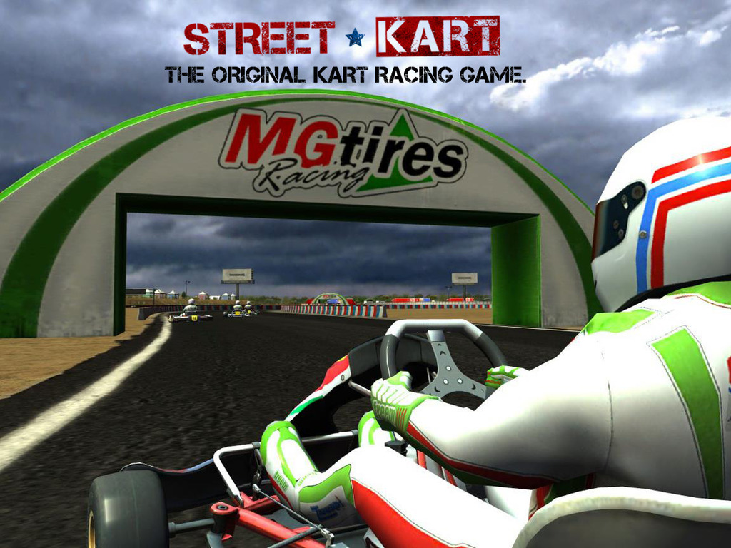 Street Kart - The Original Multiplayer Kart Racing Game!'s video poster