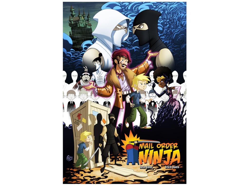 MAIL ORDER NINJA Returns!'s video poster