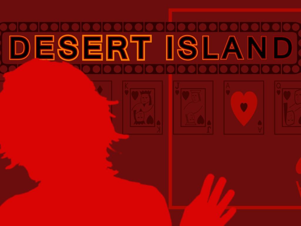 Desert Island's video poster