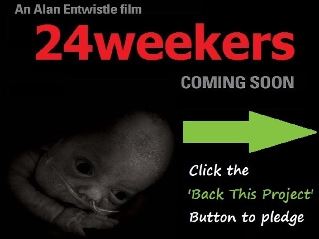 24weekers - A New Feature Film by Alan Entwistle's video poster
