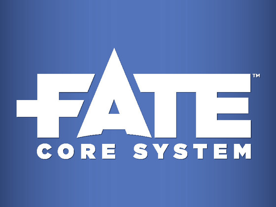 The Fate Core Kickstarter