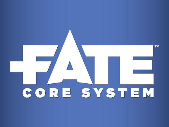 The Fate Core Kickstarter