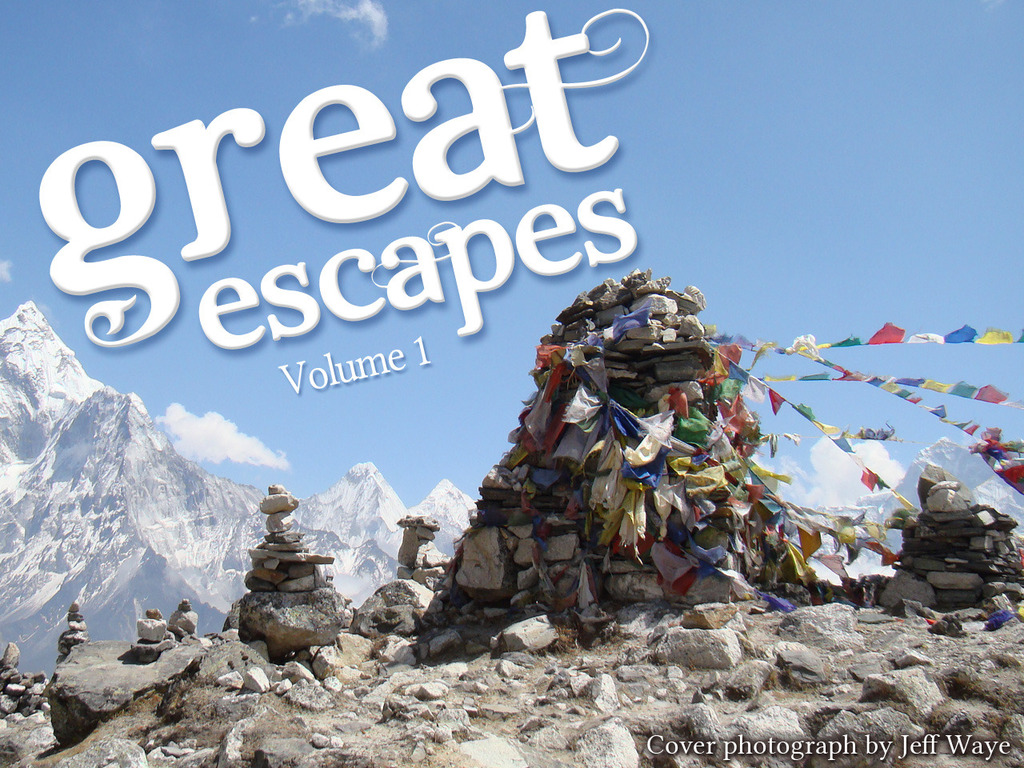 Great Escapes | Volume 1's video poster