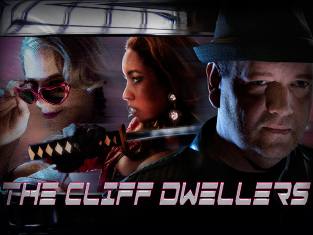 The Cliff Dwellers: A Photo Graphic Novel's video poster