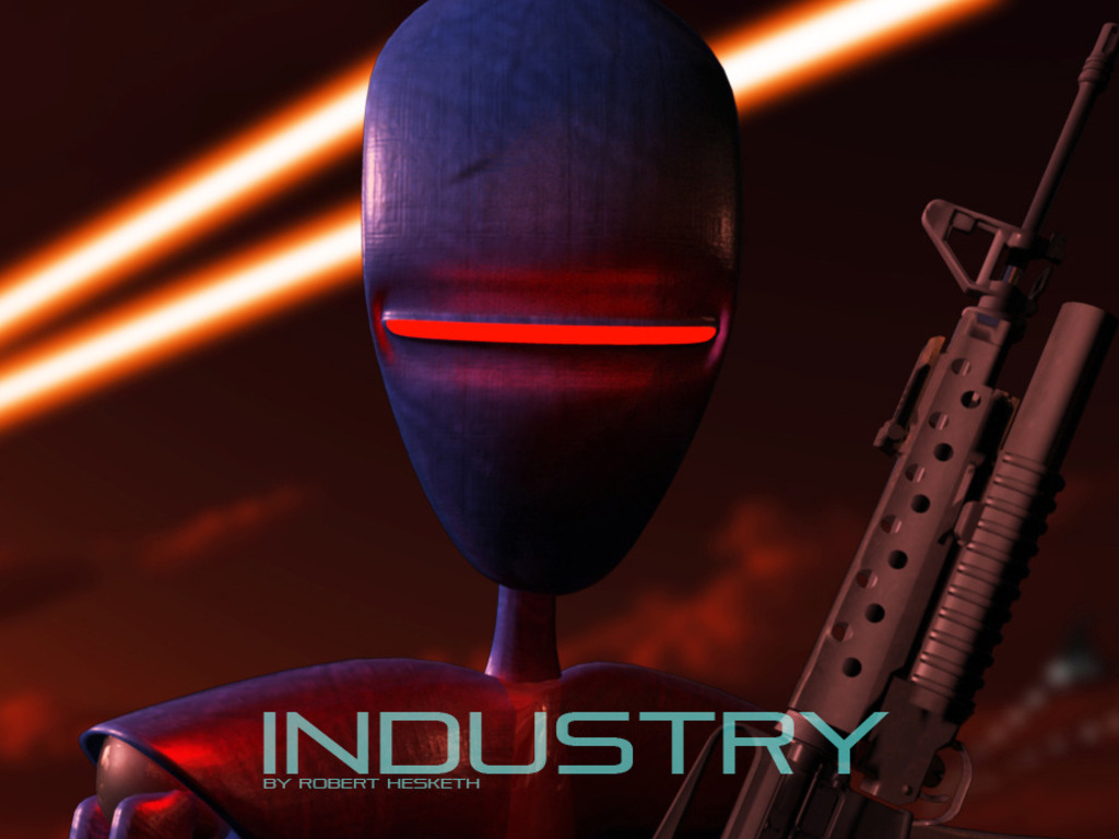 Industry's video poster