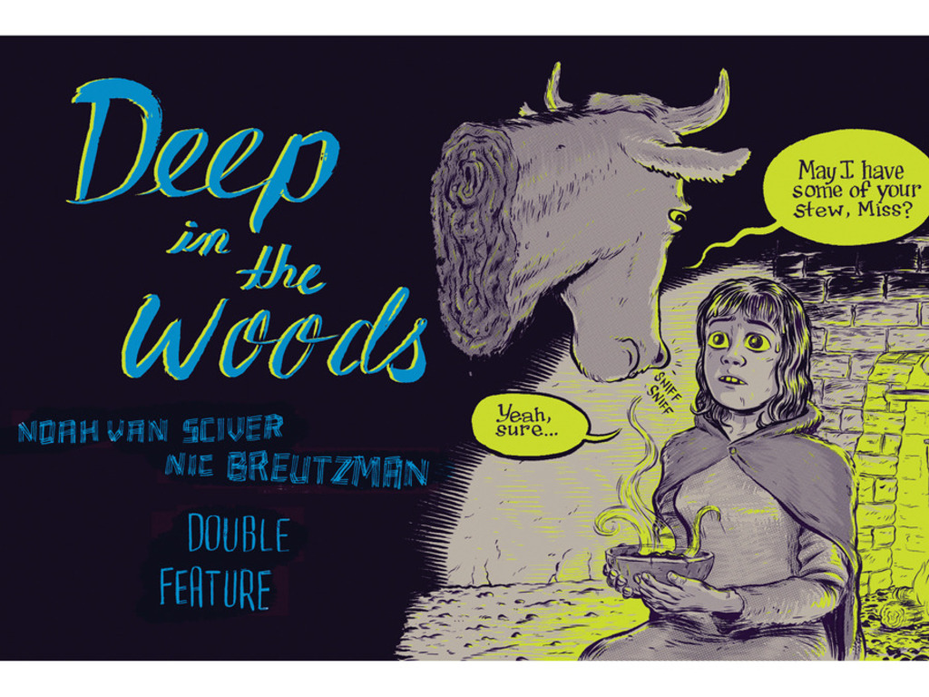 Deep in the Woods's video poster