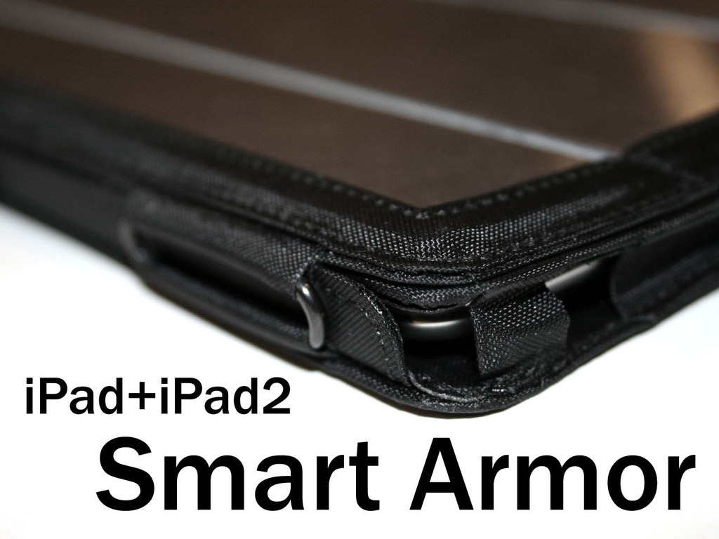 Smart Armor - iPad and iPad2 Case's video poster