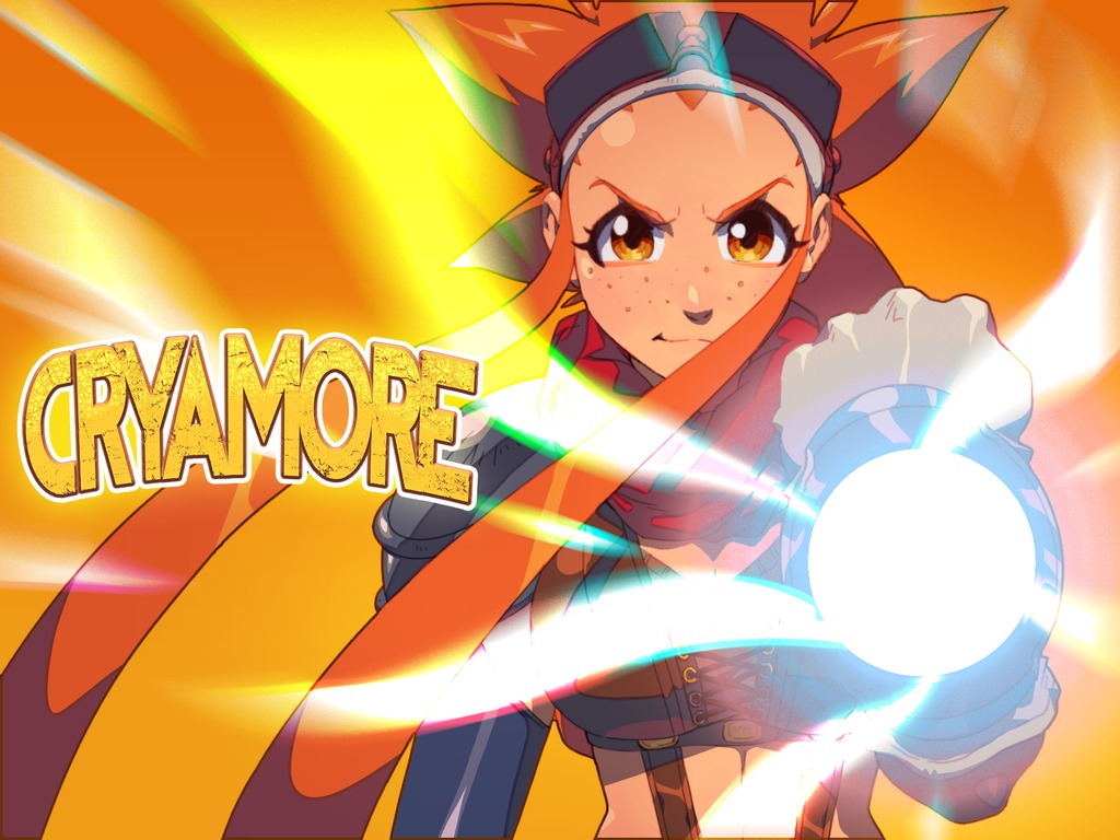 CRYAMORE! A True, First-Class Take on the Action-RPG Genre's video poster