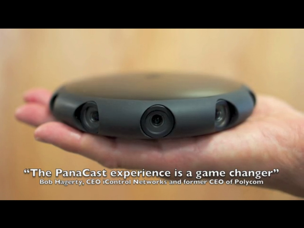 PanaCast Panoramic Camera & Apps's video poster