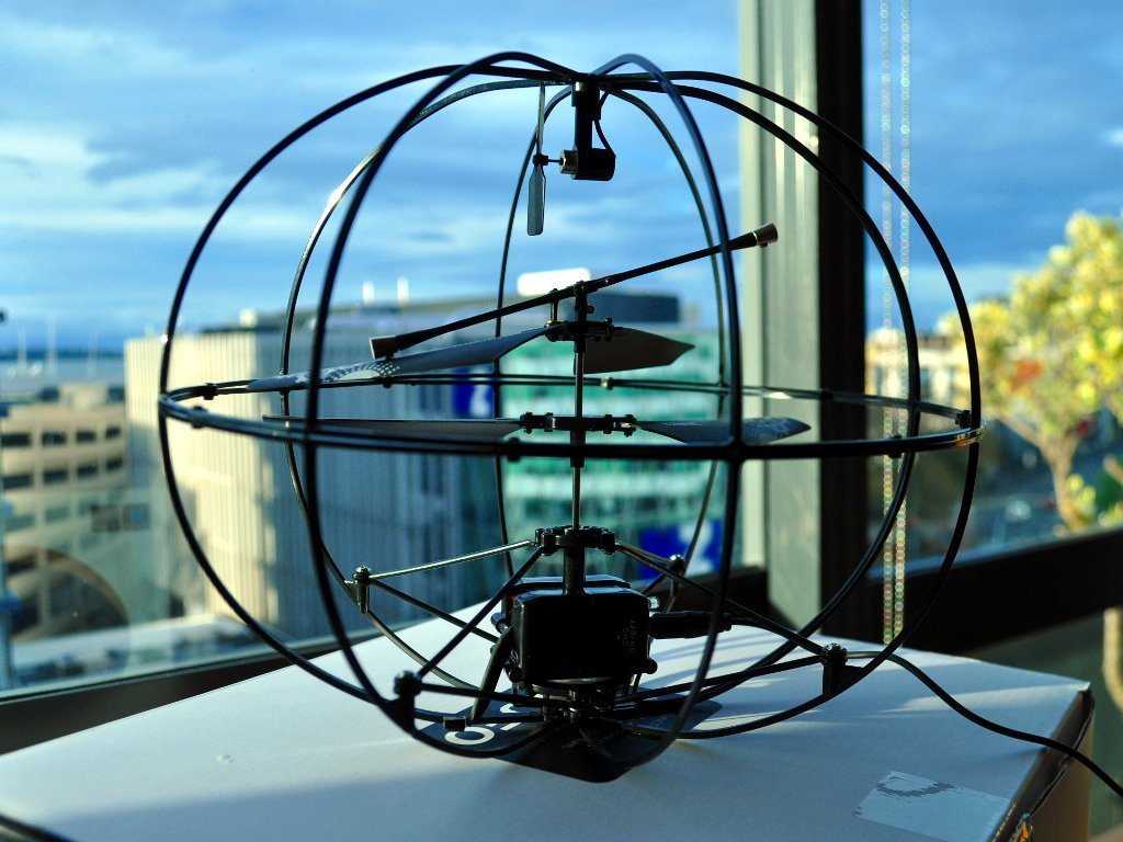 Puzzlebox Orbit: Brain-Controlled Helicopter's video poster