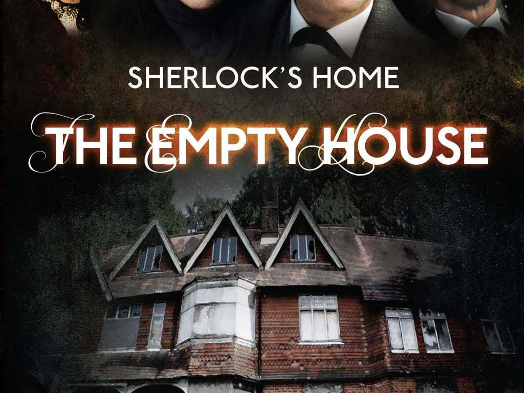 Internationalisation of Sherlock's Home: The Empty House's video poster