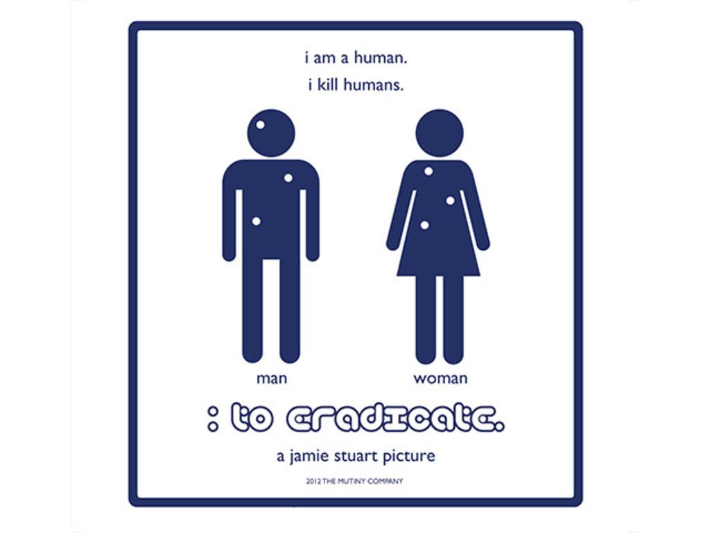 : TO ERADICATE.'s video poster