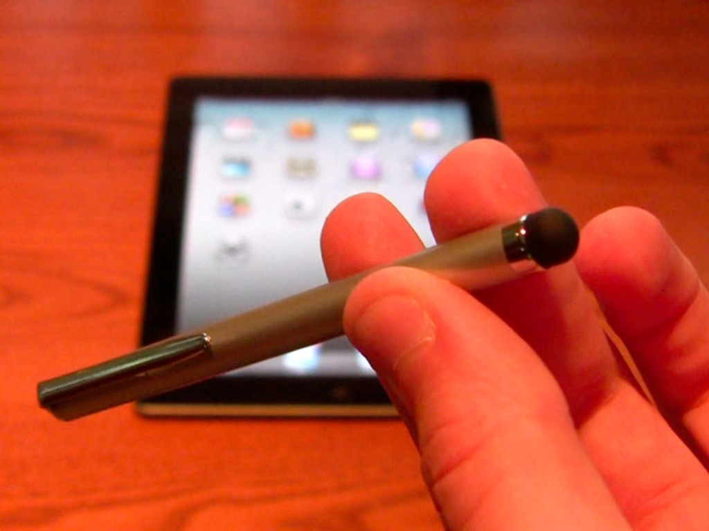 The Magnetic SnapStylus for iPad's video poster