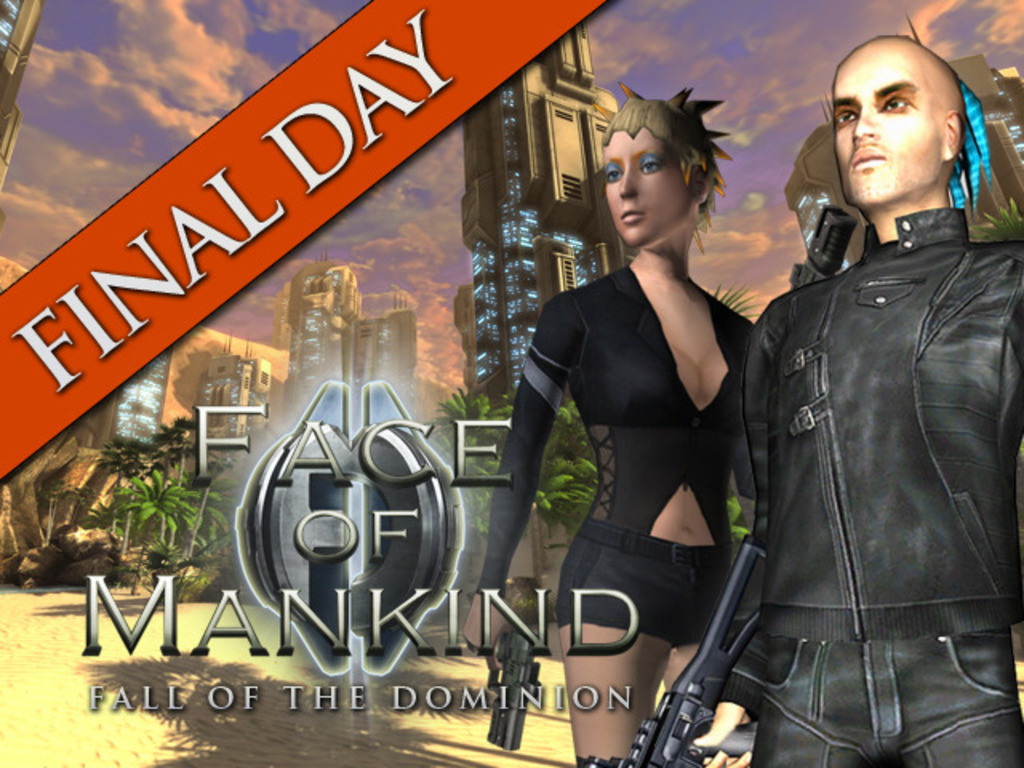 Face of Mankind: Fall of the Dominion's video poster