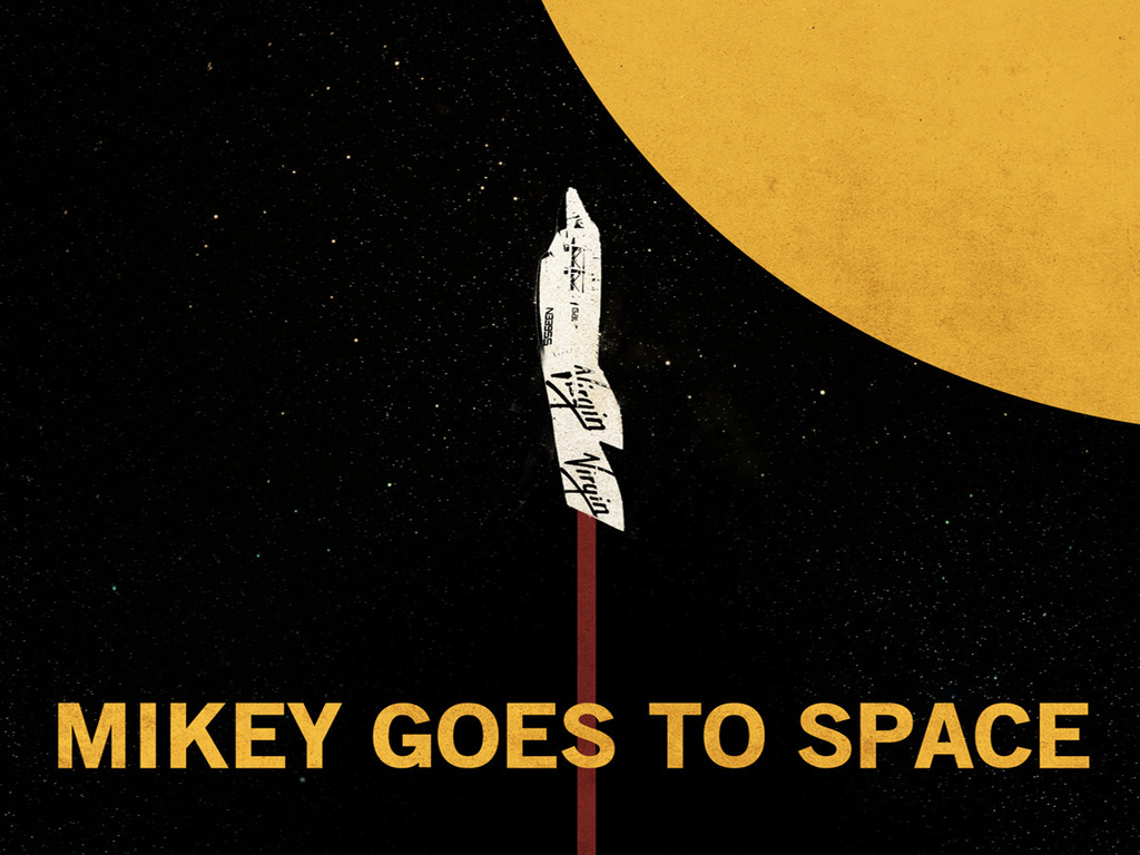 Mikey Goes To Space (Canceled)'s video poster