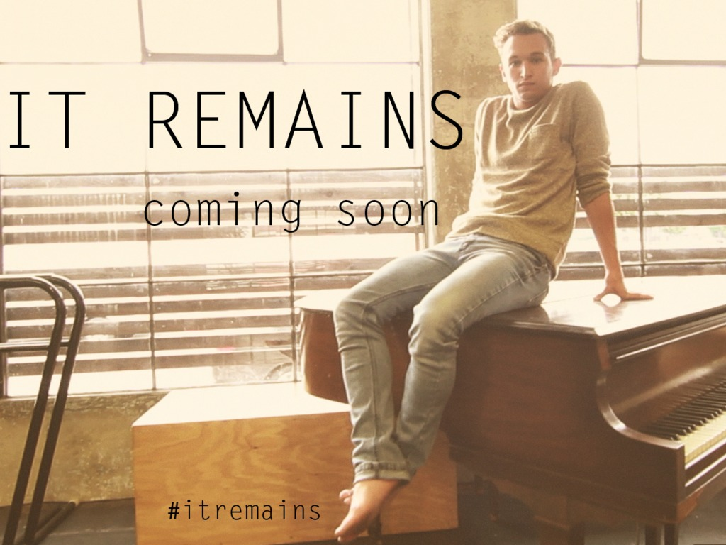 """Kent Boyd presents """"IT REMAINS""""'s video poster"""