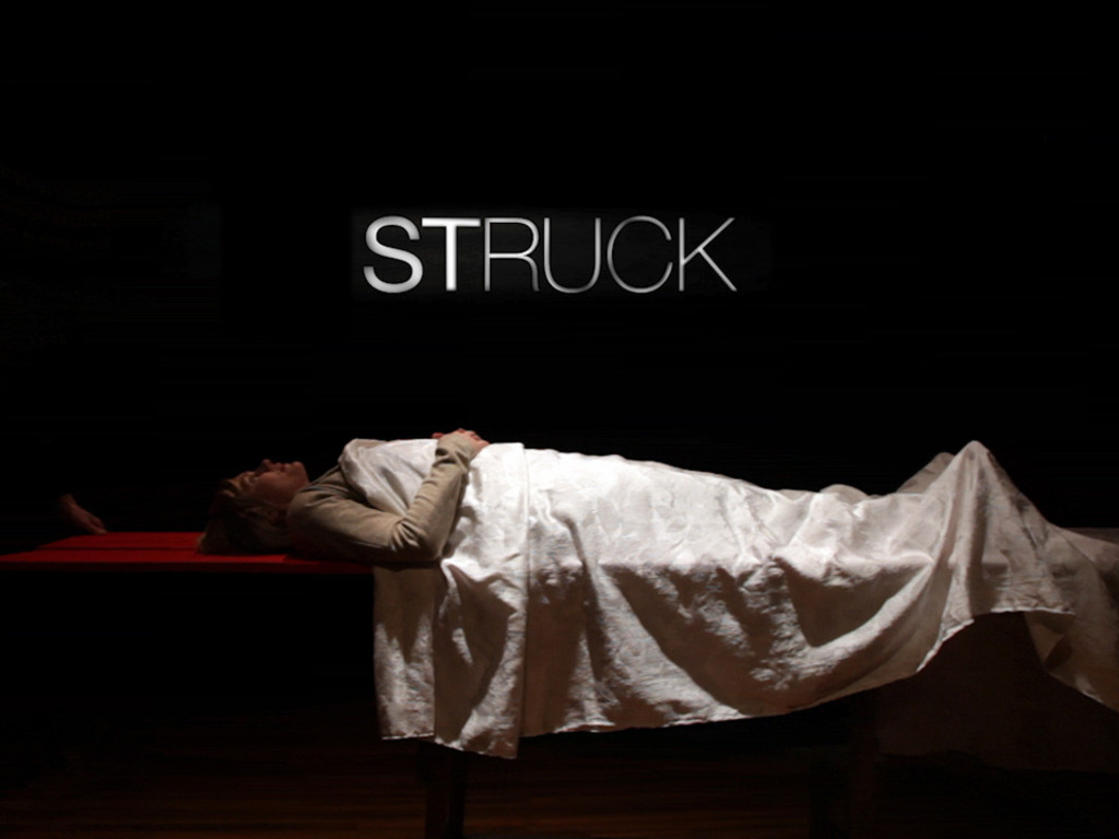 struck's video poster
