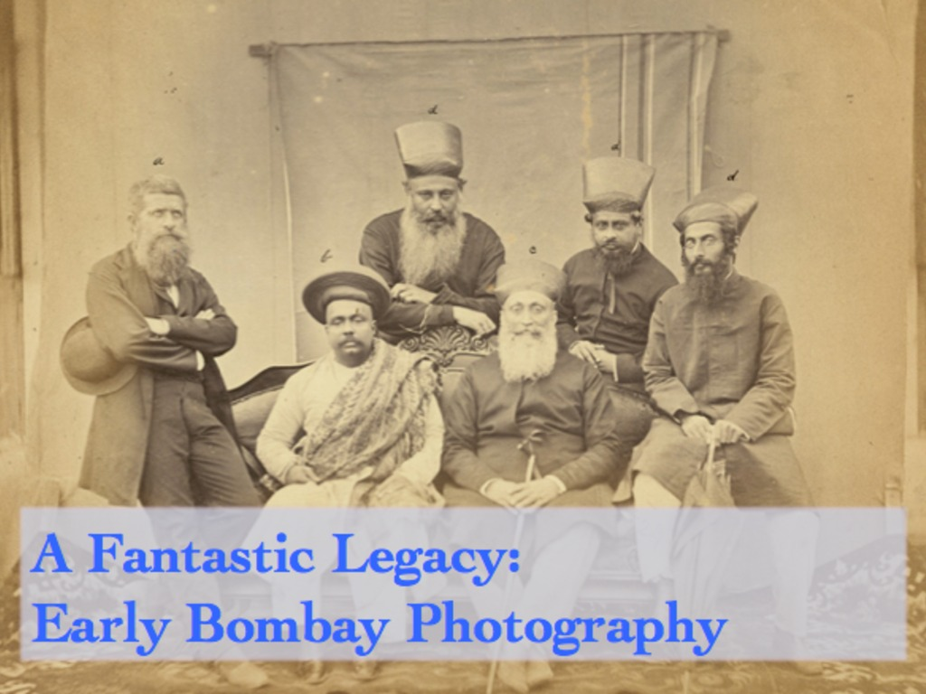 A Fantastic Legacy: Early Bombay Photography's video poster