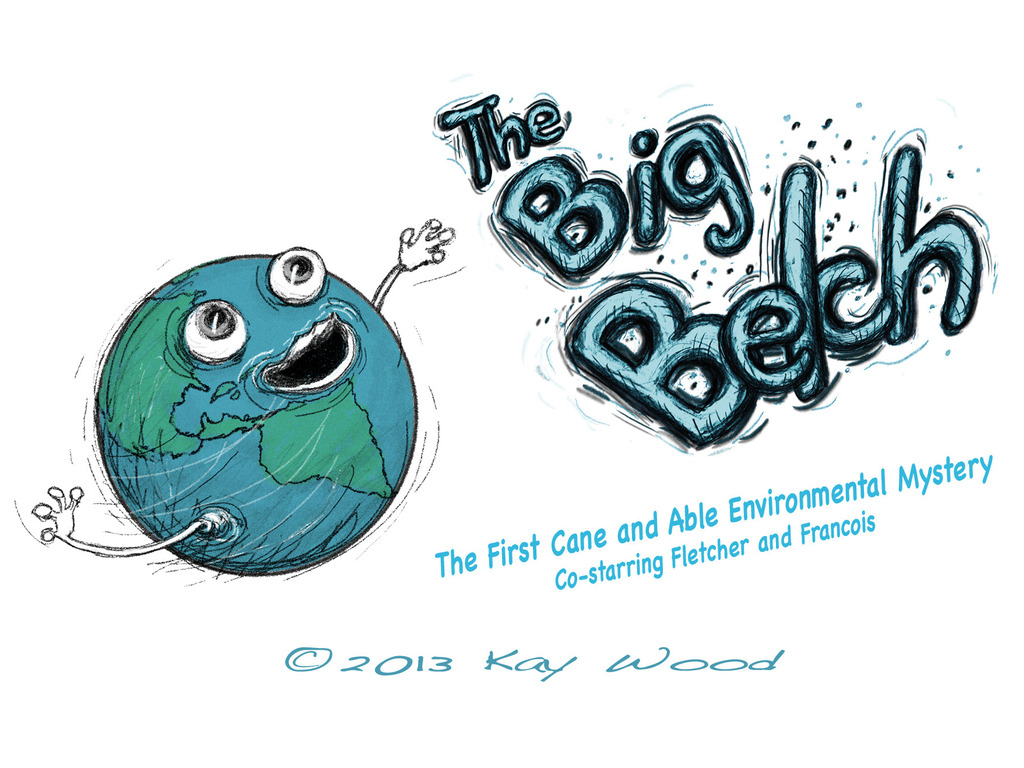 The Big Belch Graphic Novel's video poster
