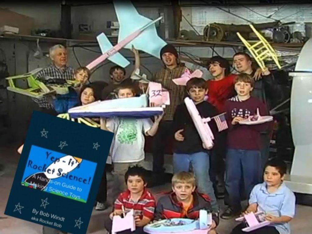 """""""Yep, It's Rocket Science!"""" by Bob Windt's video poster"""