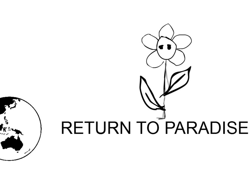 Return To Paradise's video poster
