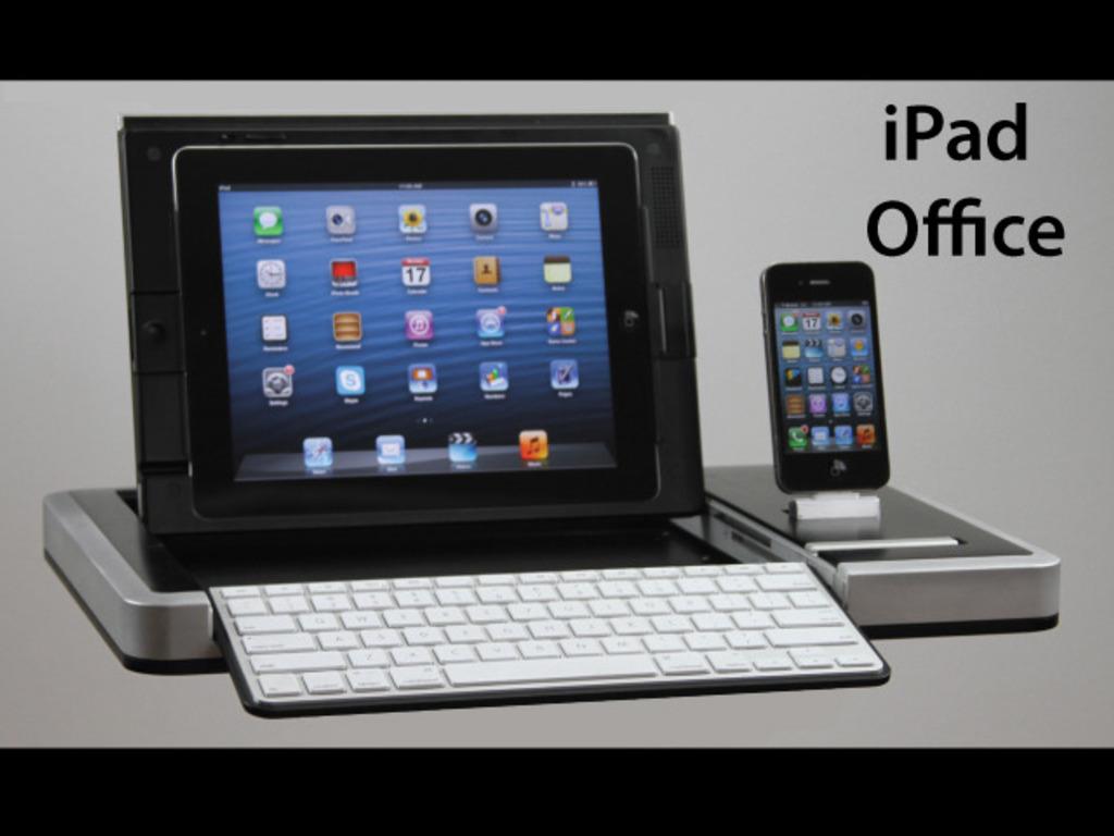 Modus lll —  Coolest iPad Case Clicks Into Productivity Hub's video poster