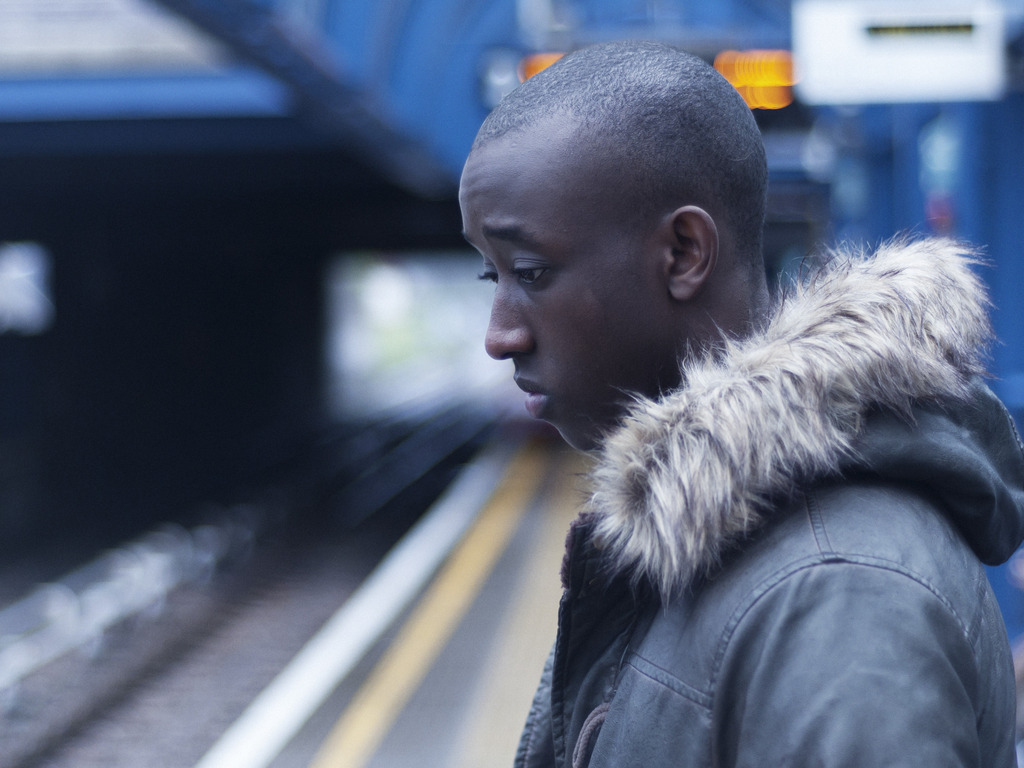 SIXTEEN. A New British Feature Film's video poster