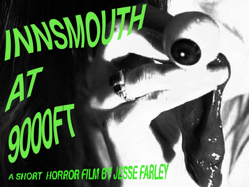 Innsmouth at 9000 ft. A Short Horror Film Project's video poster
