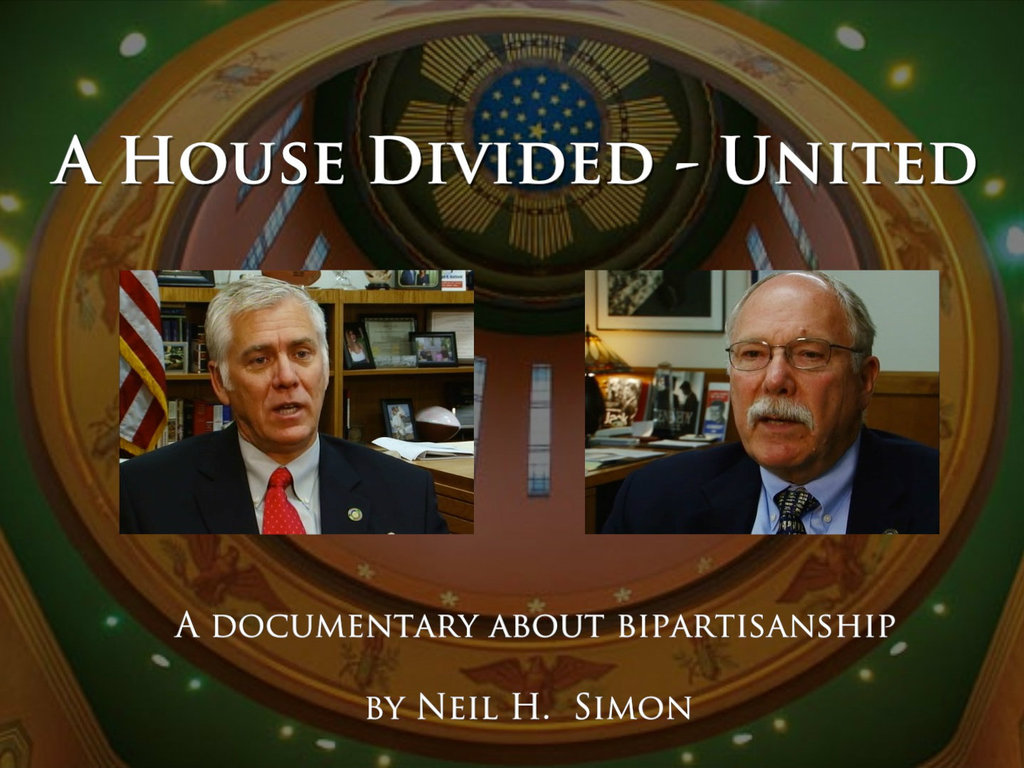 A House Divided - United (Documentary on bipartisanship)'s video poster