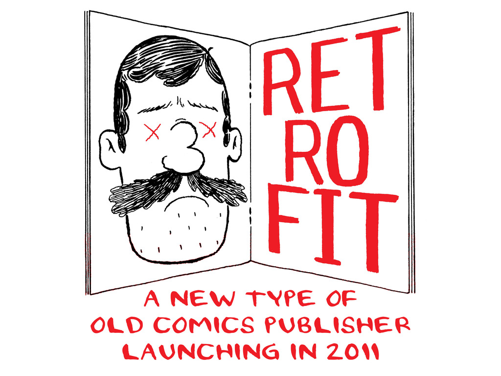 Retrofit Comics: The Return of the Alt-comic Floppy's video poster