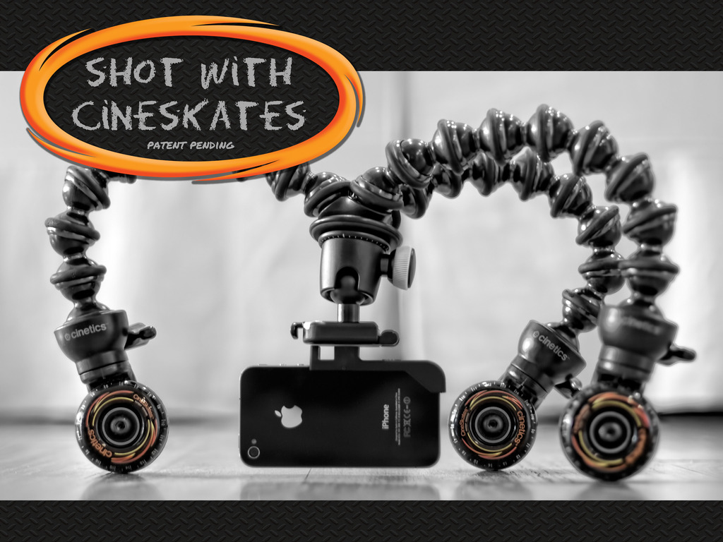 CineSkates Camera Sliders's video poster