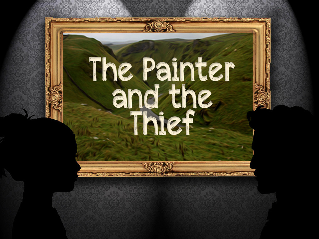 The Painter and the Thief - British Drama's video poster