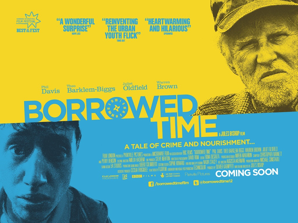 BORROWED TIME - Bring This Film To A Cinema Near You!'s video poster