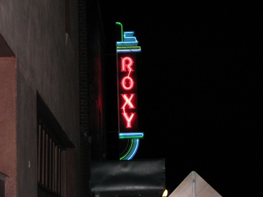 Roxy Theatre Digital Projection and Sound Conversion's video poster
