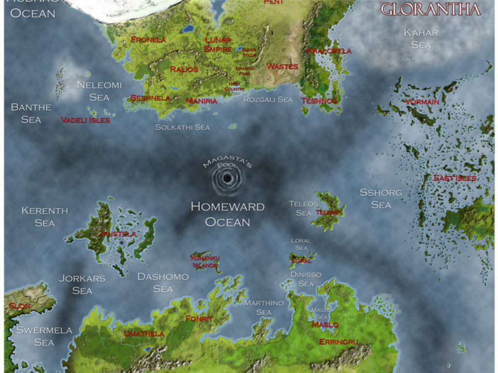 The Guide to Glorantha's video poster