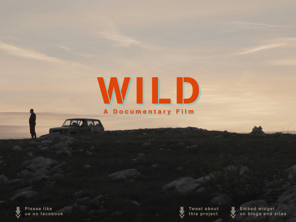 WILD • A Documentary Film's video poster
