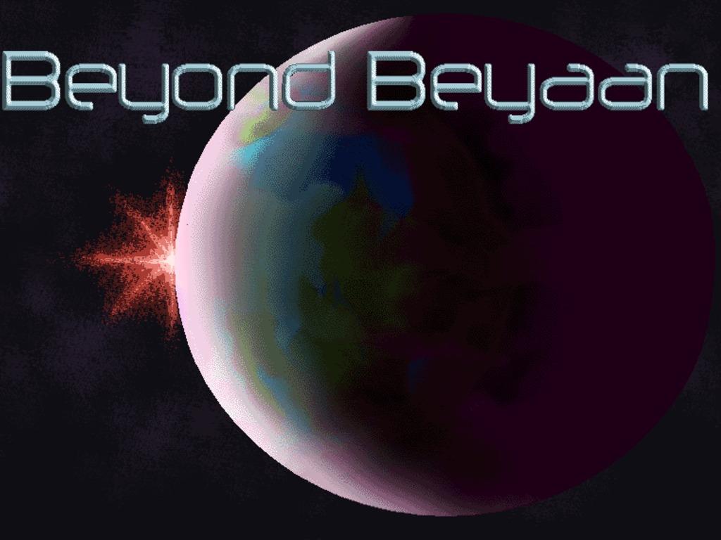 Beyond Beyaan's video poster