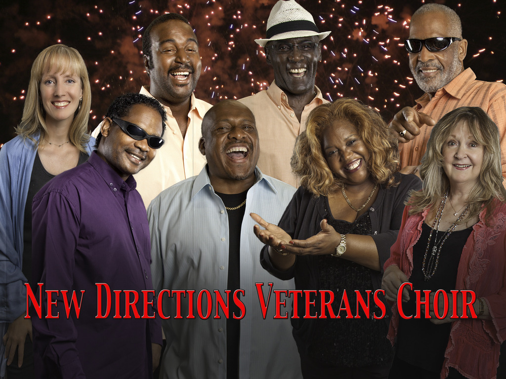 New Directions Veterans Choir - The First Recording's video poster