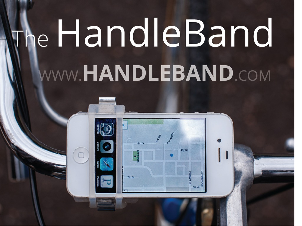 The Handleband - phones, bikes, and open bottles's video poster