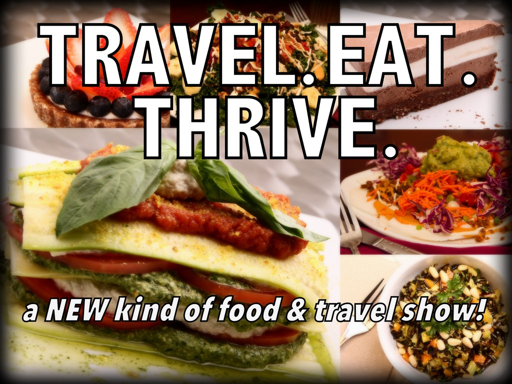 """Finishing the First Episode of """"Travel. Eat. Thrive.""""'s video poster"""