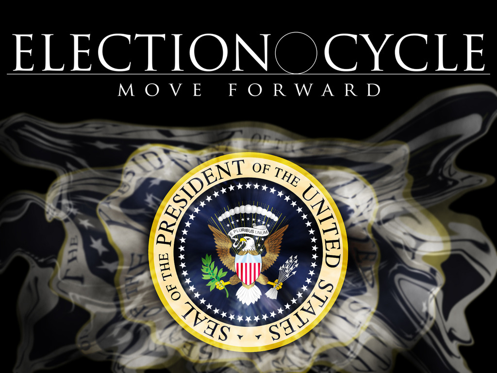 Election Cycle: A Political Satire... with Time Travel's video poster