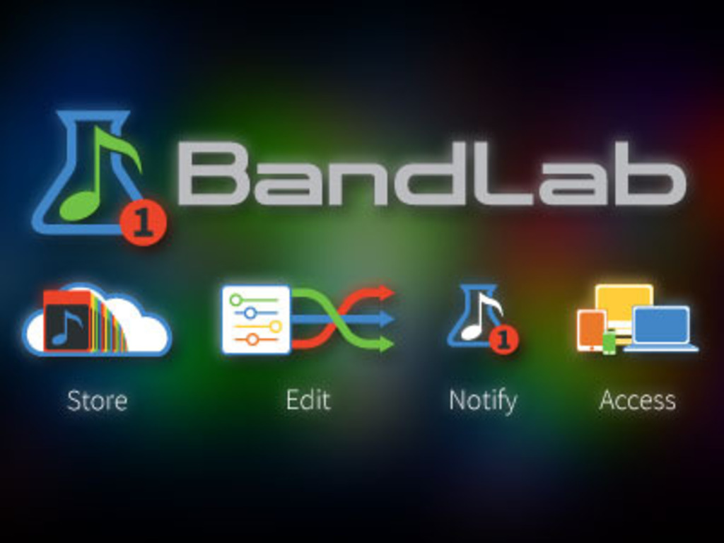 BandLab Music Creation Cloud's video poster