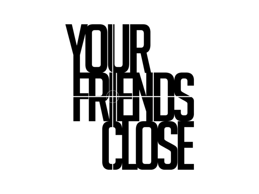 Your Friends Close / a video game dramedy's video poster