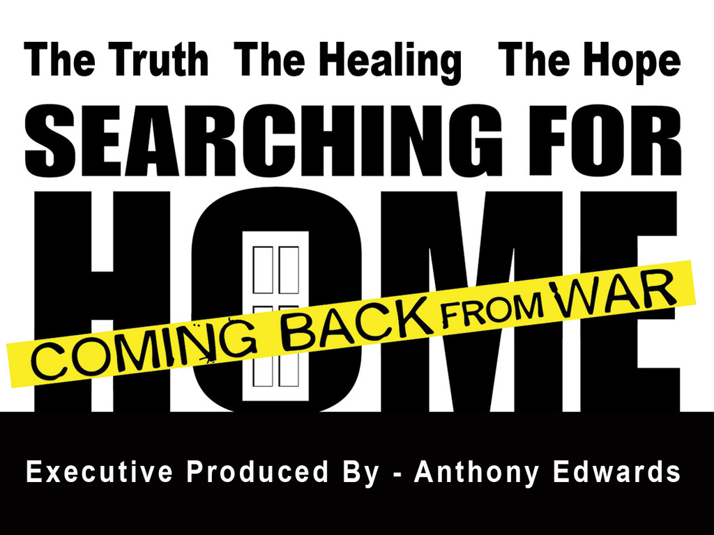 Searching for Home: Coming Back from War's video poster