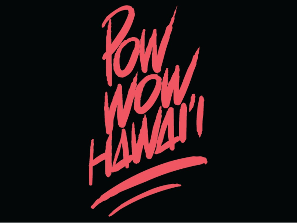 POW WOW: Share the arts community of Hawaii's video poster