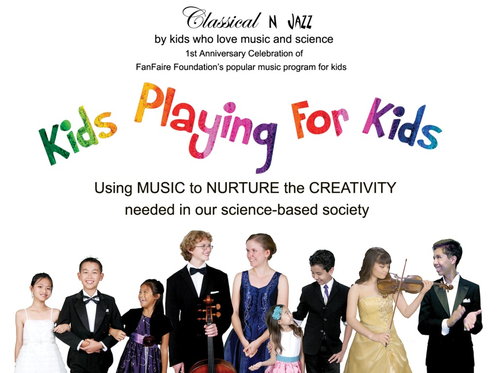 KIDS Playing For KIDS Play Classical N Jazz: CD + Concerts's video poster