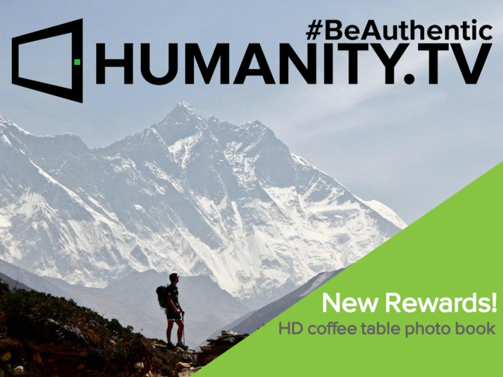 Humanity.TV - Interactive Shorts to Inspire Authentic Travel's video poster